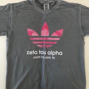 Zeta Tau Alpha Sorority / Fraternity T-Shirt